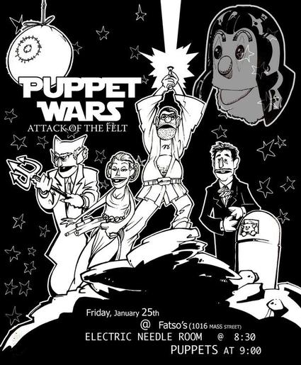 Puppetwars